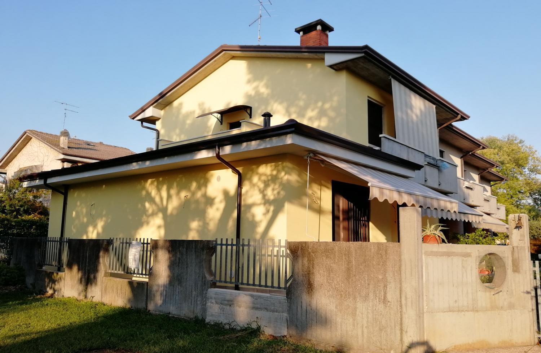 Ampliamento Piano Casa Dell Unita Di Testa Di Un Complesso A Schiera Sito In Zona Residenziale Villafranca Di Verona Vr Studio Vallan