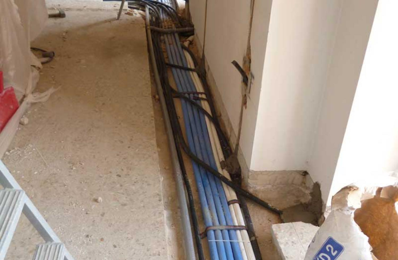 Manutenzione – ristrutturazione interna di un appartamento