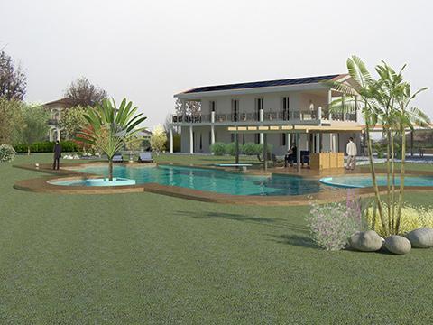 Studio di fattibilità per la costruzione di un complesso residenziale - Lazise (Vr)