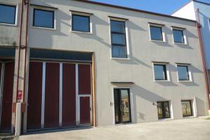 Manutenzione straordinaria di un edificio produttivo